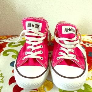 Converse Chuck Taylor All Star Hot Pink woman's 10